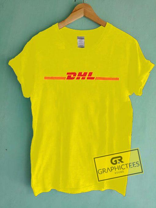 DHL Graphic Tee Shirts