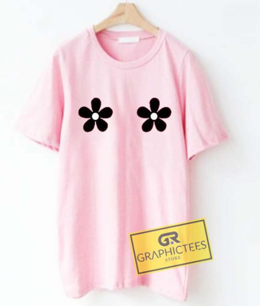Daisy Flower Graphic Tee Shirts