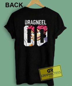 Dragneel 00 Anime Graphic Tee Shirts