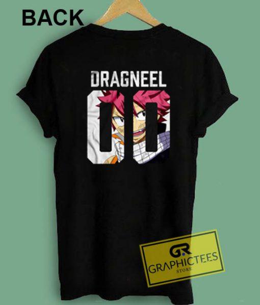 Dragneel 00 Anime Graphic Tee Shirts