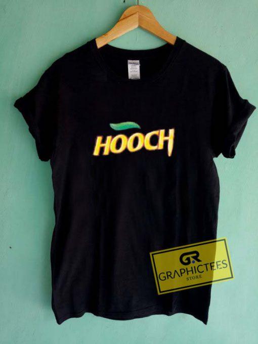 Hooch Graphic Tee Shirts