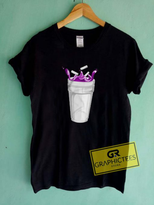 Ice Blend Graphic Tee Shirts