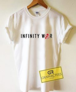 Infinity War Graphic Tee Shirts