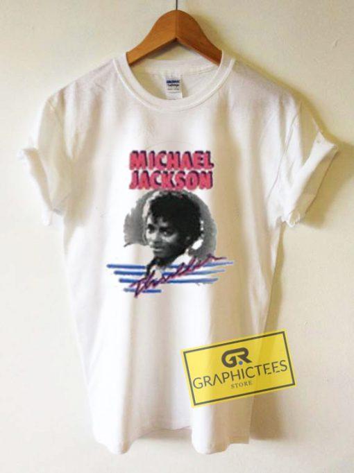 Michael Jackson Thriller Graphic Tee Shirts
