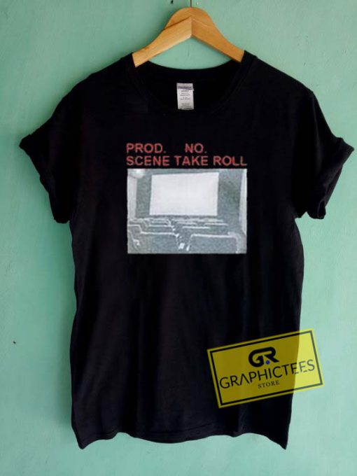 Prod No Scene Take Roll Graphic Tee Shirts