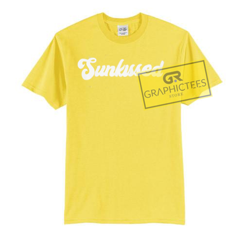 Sunkissed Graphic Tee Shirts