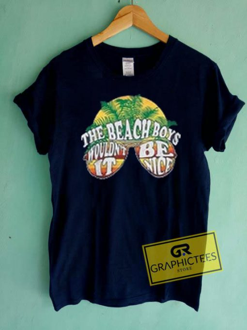 The Beach Boys Graphic Tee Shirts