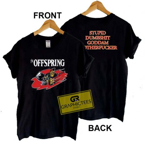The Offspring Graphic Tee Shirts