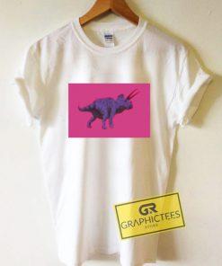 Triceratops Dinosaur Graphic Tee Shirts