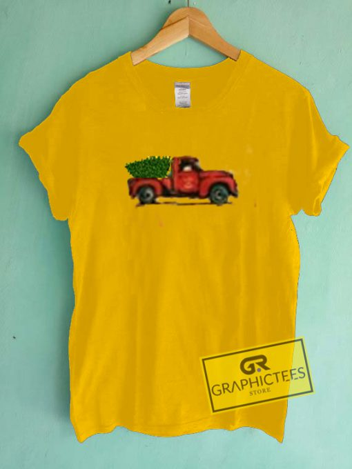 Vintage Truck Graphic Tee Shirts