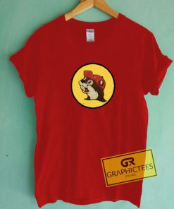 Chipmunk Graphic Tee Shirts