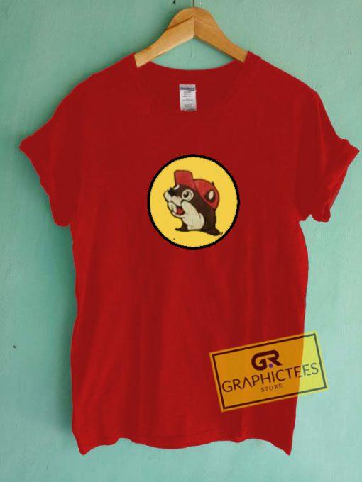 Chipmunk Graphic Tee Shirts