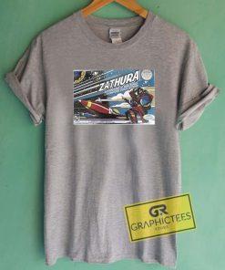 Zathura Vintage Graphic Tee Shirts
