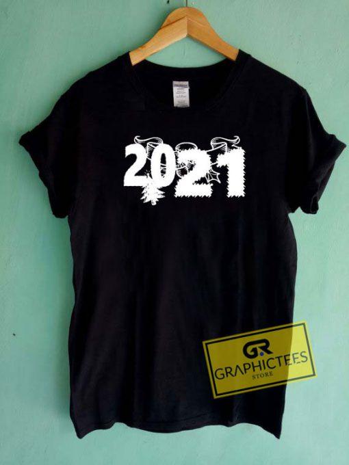 2021 Art Graphic Tee Shirts