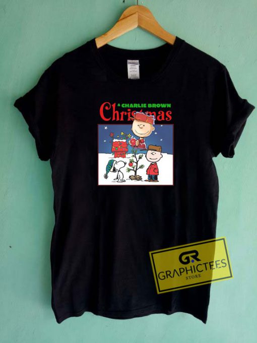 A Charlie Brown Christmas Tee Shirts