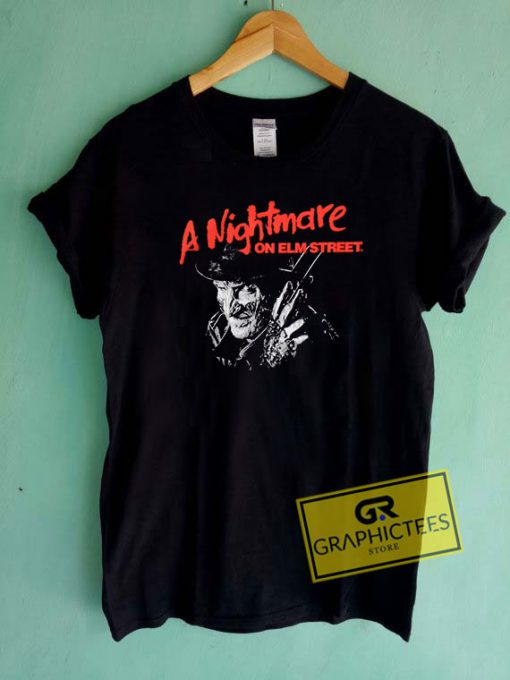 A Nightmare On Elm Street Tee Shirts