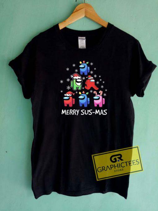 Among Us Merry Sus Mas Tee Shirts
