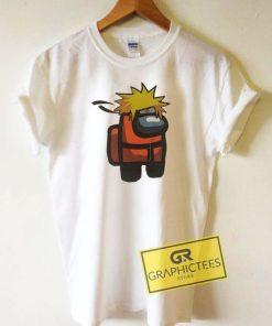 Among Us Naruto Tee Shirts