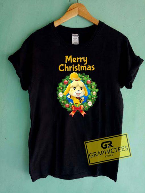 Animal Crossing Christmas Tee Shirts