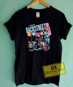 Backstreet Boys 90s Photos Tee Shirts