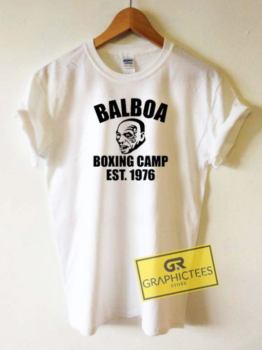 Balboa Boxing Mike Tyson Tee Shirts
