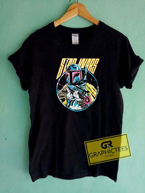 Boba Fett Star Wars Tee Shirts