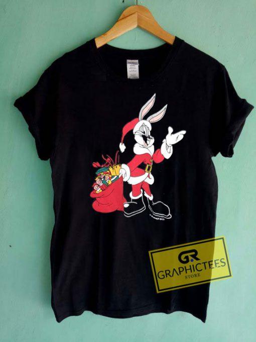 Bugs Bunny Xmas Tee Shirts