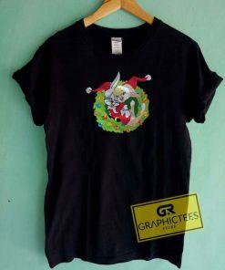 Bugs Lola Bunny Christmas Tee Shirts