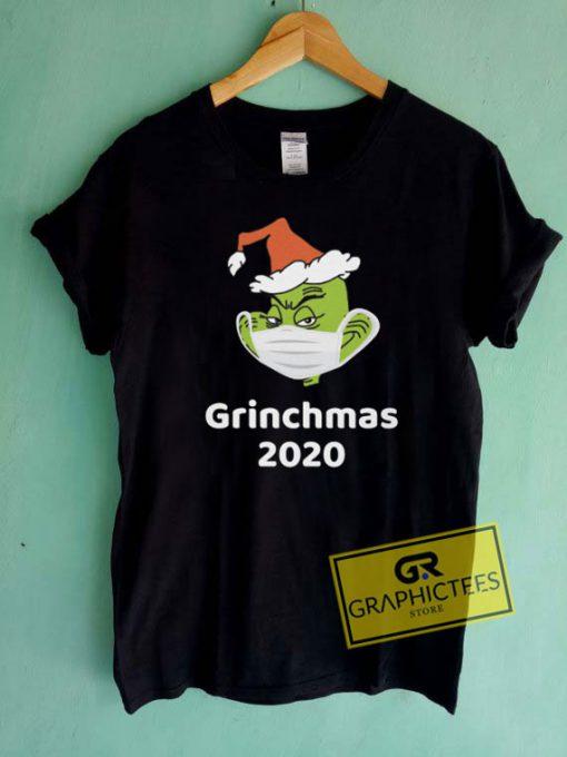 Christmas 2020 Grinchmas Tee Shirts