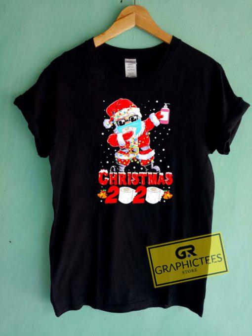 Christmas 2020 Santa Dubbing Tee Shirts