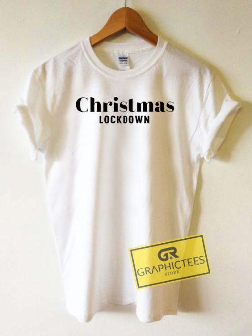 Christmas Lockdown Tee Shirts