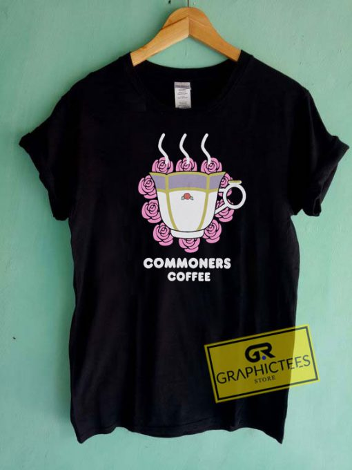 Commoners Coffe Tee Shirts