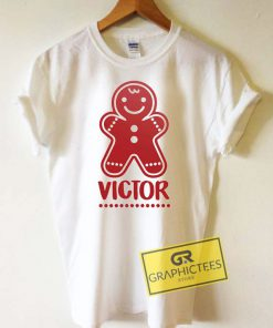 Cookies Victor Christmas Tee Shirts