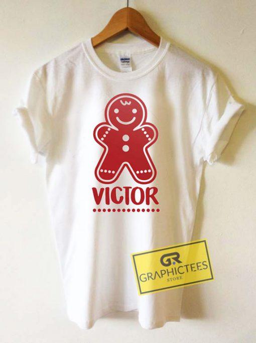 Cookies Victor Christmas Tee Shirts