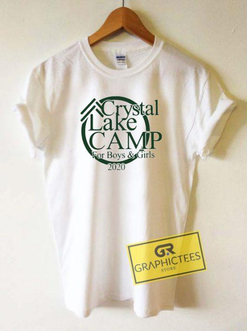 Crystal Lake Camp 2020 Tee Shirts
