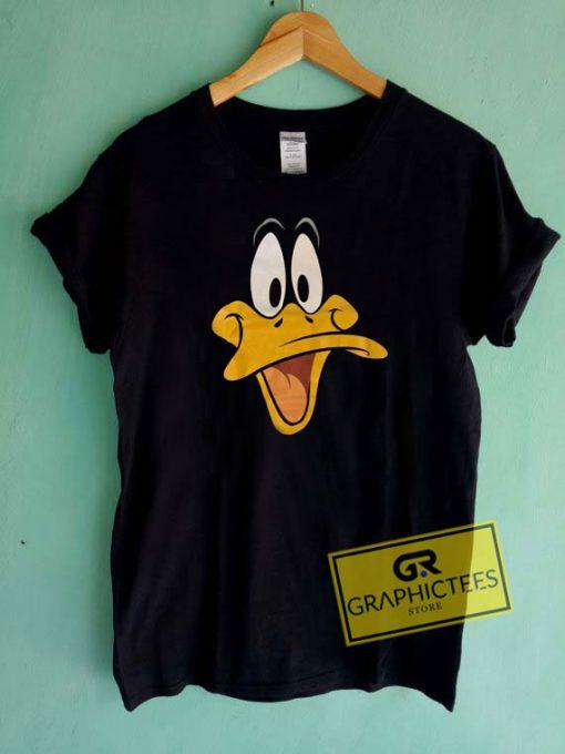 Duffy Duck Face Tee Shirts