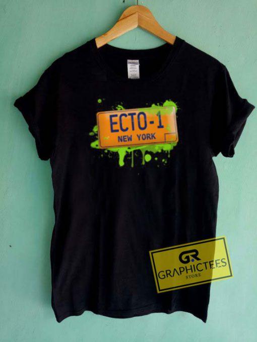 Ecto 1 New York Tee Shirts