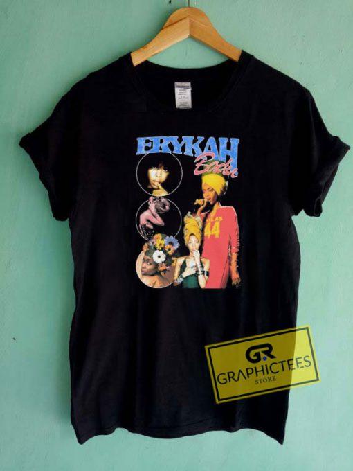 Erykah Badu Graphic Tee Shirts