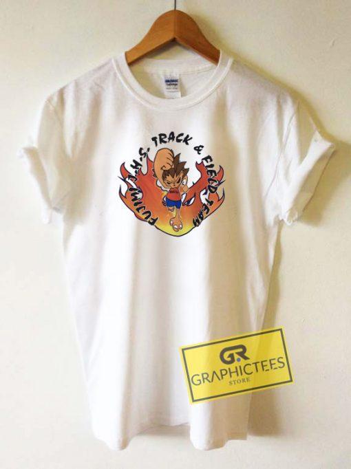 FUJIMI Track Field Athletic Tee Shirts