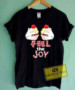 Feel The Joy Graphic Tee Shirts