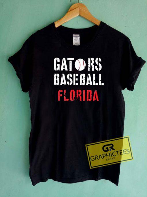 Florida Gator Baseball Tee Shirts