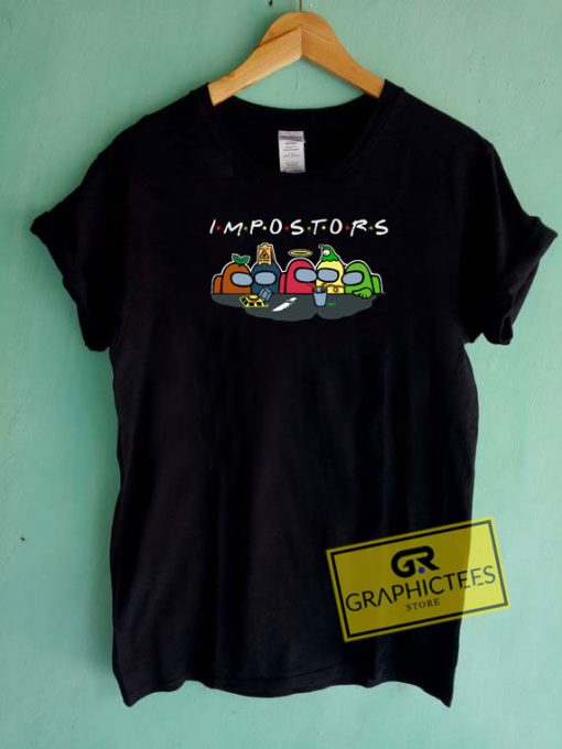 Friends Impostors Tee Shirts