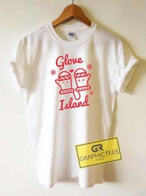 Glove Island Christmas Tee Shirts