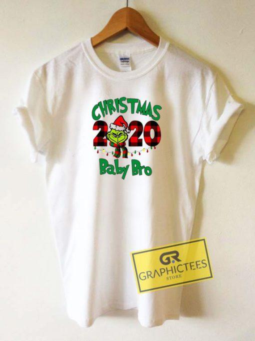 Grinch Christmas Baby Bro Tee Shirts