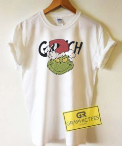 Grinch Xmas Graphic Tee Shirts