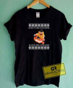 Gritty Christmas Tee Shirts