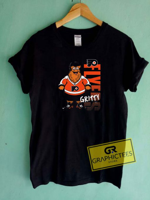 Gritty Flyers Graphic Tee Shirts