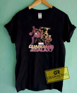 Guardians Of The Galaxy Tee Shirts