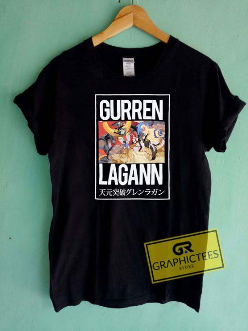 Gurren Lagann Tee Shirts