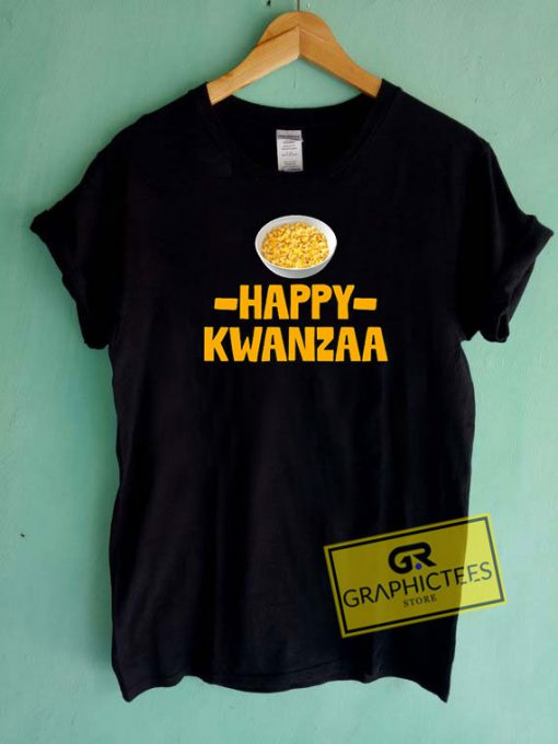 Happy Kwanzaa Tee Shirts